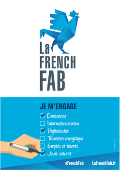 AFFICHE FRENCH FAB